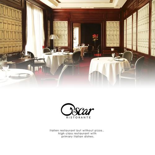 "concept for ristorante "" Oscar"""