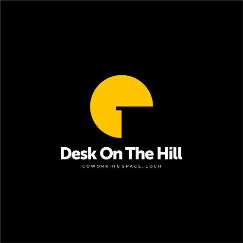 Desk On The Hill