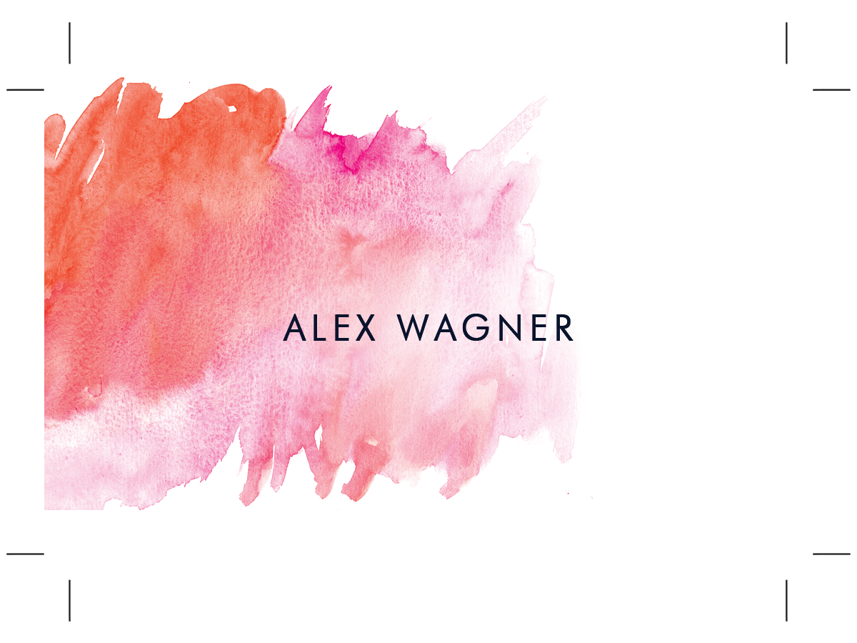 Business Cards for Alex Wagner
