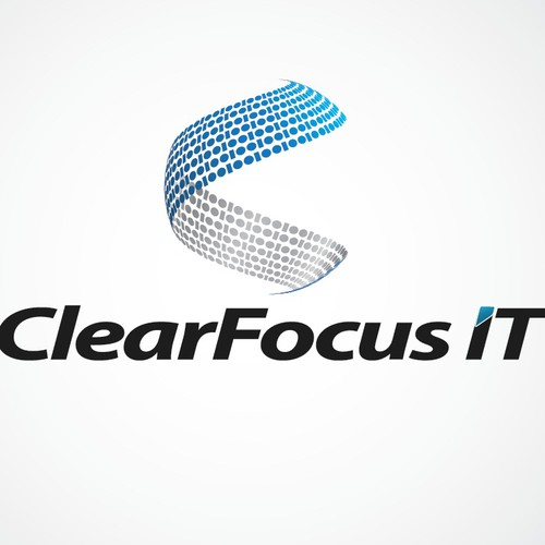 Clear Focus IT needs a new logo