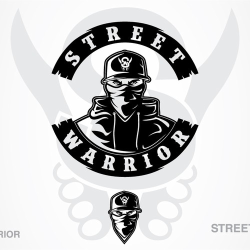 Logo-Design for Street Wear Brand