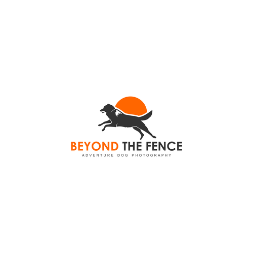 logo concept for Beyond The Fence