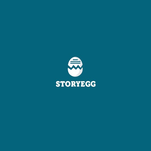 Simple and smart logo for the creative consultant for story development.