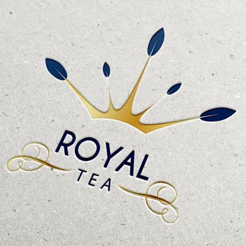 Elegant Logo Design for Tea Company