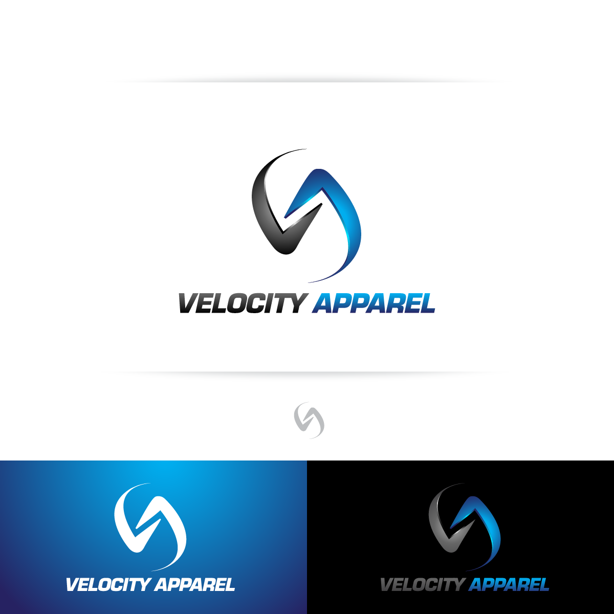 Help Velocity Apparel  with a new logo