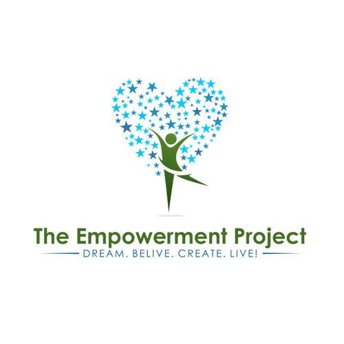 Create the next logo for The Empowerment Project