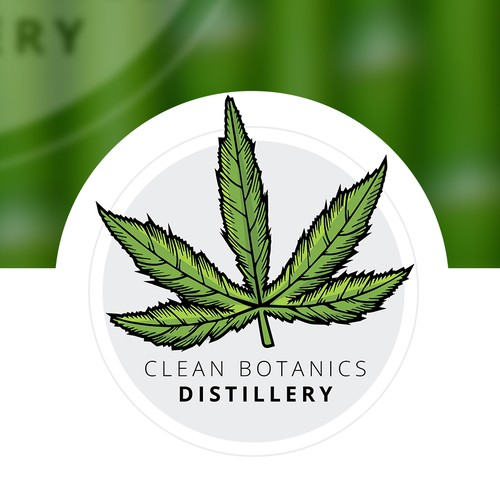 THC-Free CBD botanical company in need of a high end, professional looking logo