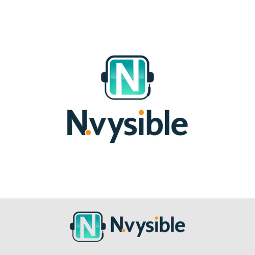 Logo For Music Record Company N.Vysible