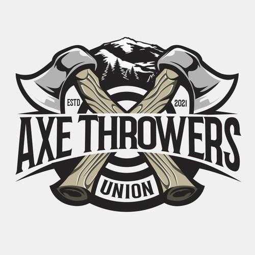 Axe Throwers logo