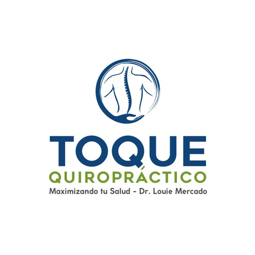 Logo concept for Toque Quiropractico