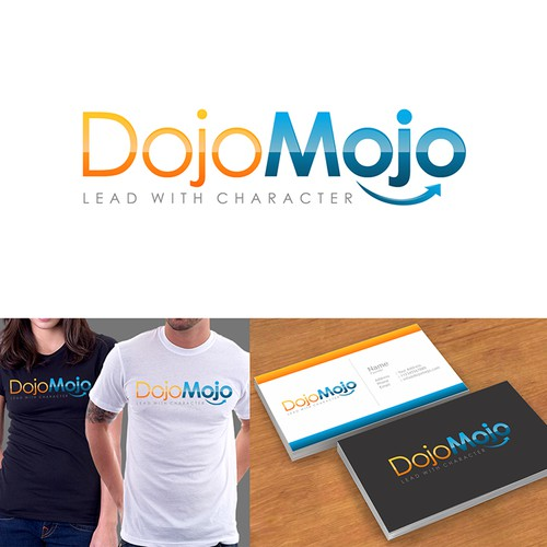 logo for Dojo Mojo