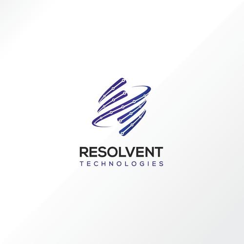 Bold Logo For Resolvent Technologies