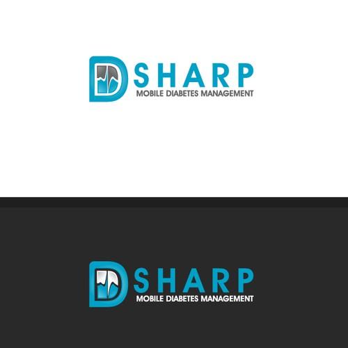 logo for D Sharp  - Mobile Diabetes Management