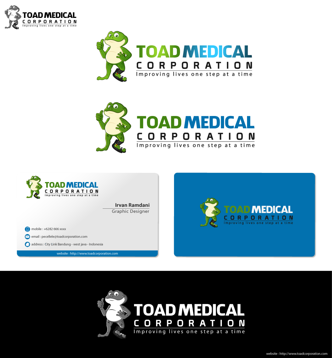 logo for Toad or Toad Medical Corporation