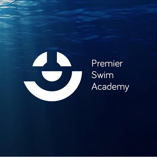 Logo for Premier Swim Academy