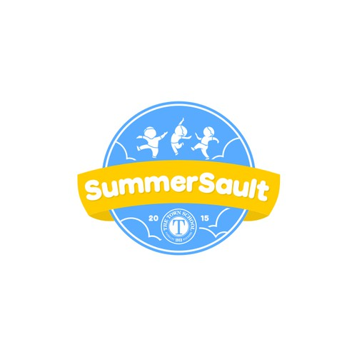 Logo for NYC children's summer camp