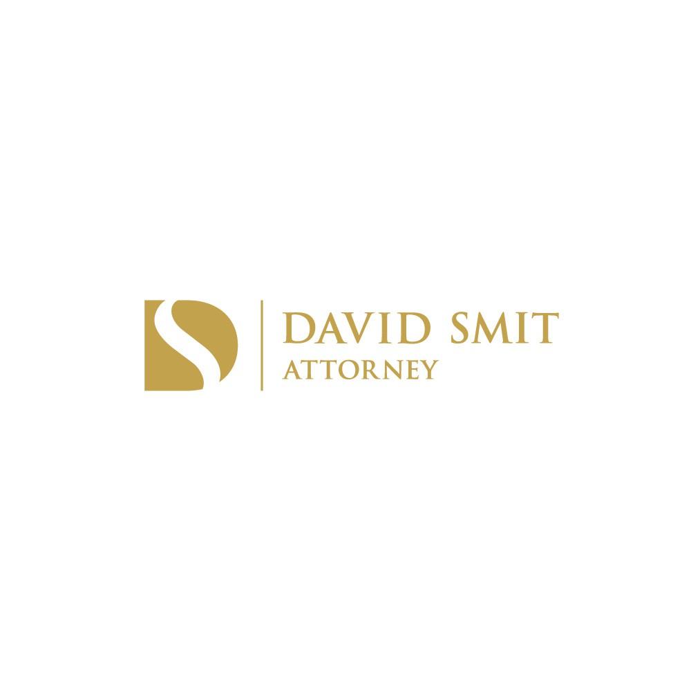Stylish professional logo for a lawyer