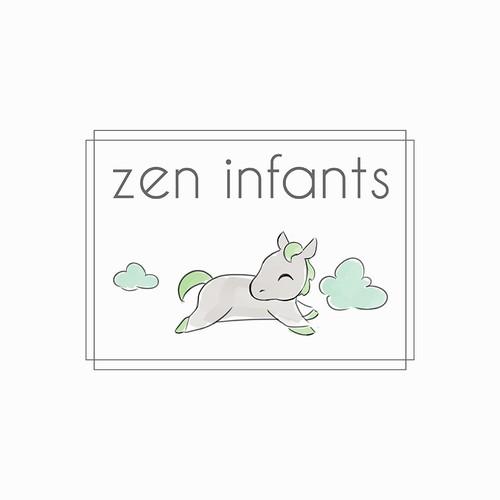 Logo for Zen Infants