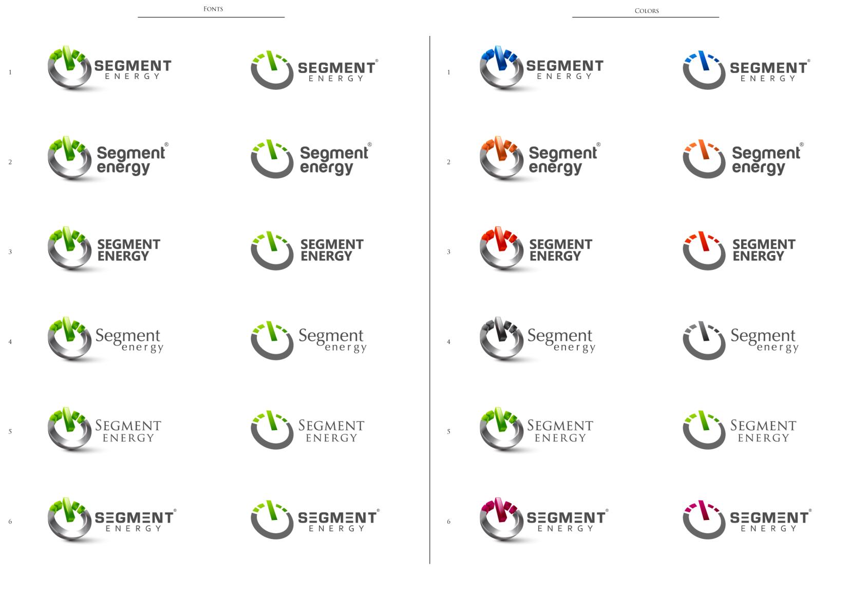Segment Energy needs a new logo