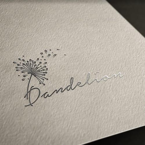 My ,,Dandelion,, logo design