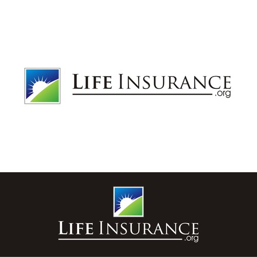 Create a logo for Life-Insurance.org