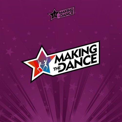 Logo for a dance TV reality show