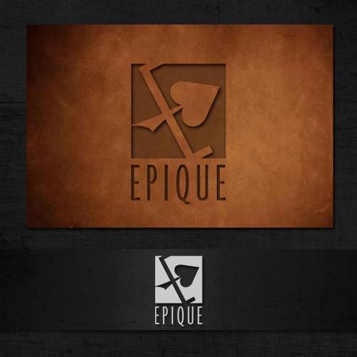 Erstellen: Nächste logo für Epique