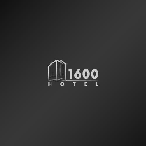 """Dynamic Logo for """"1600 Hotel"""""""