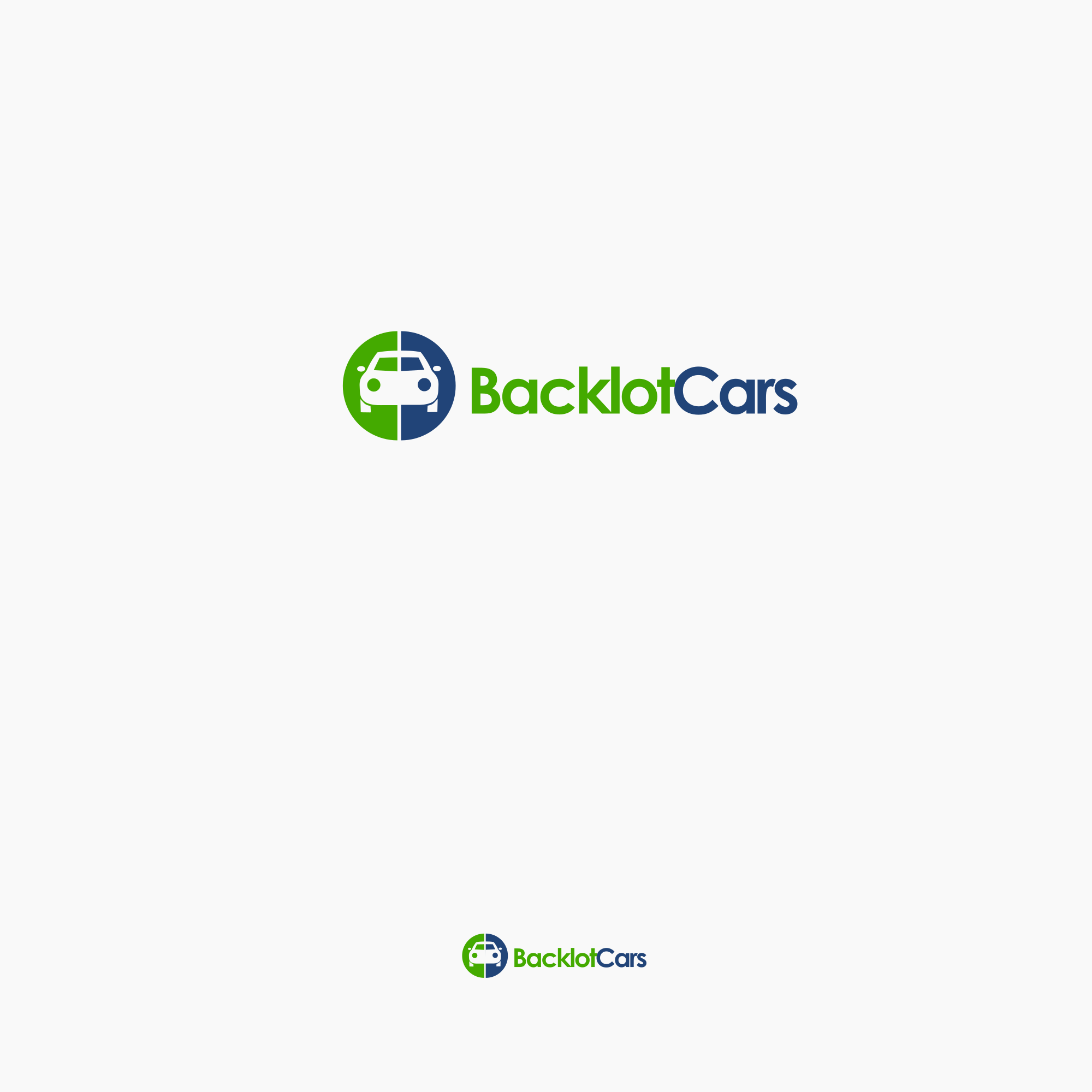 BacklotCars: Building a better tomorrow w/ your logo :)