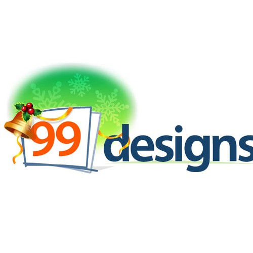 It's Christmas, Help Design Our New 99designs Christmas Logo
