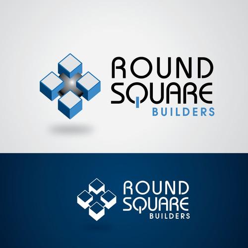 Round Square Builders logo