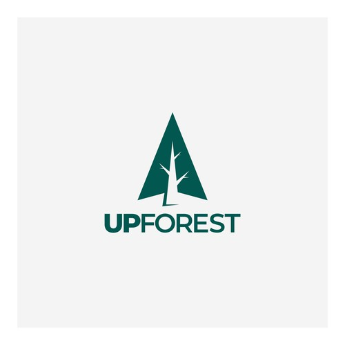 Logo for Up Forest