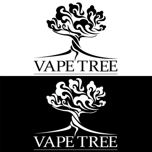 Logo for Vape Tree