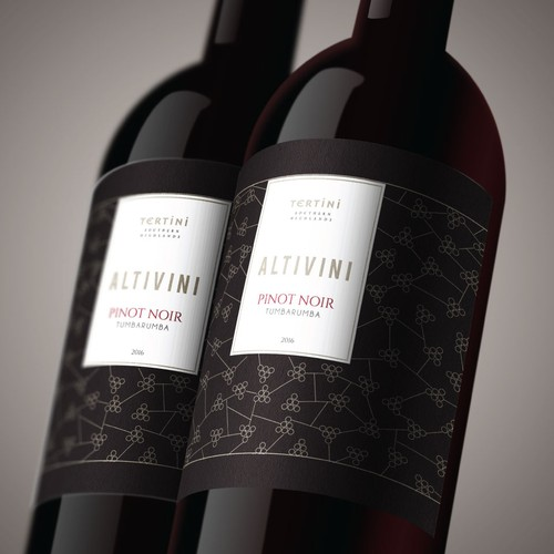 Australian boutique wine producer needs a standout new label for global market
