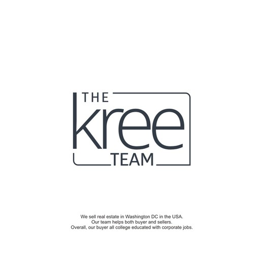 logo concept for the kree team