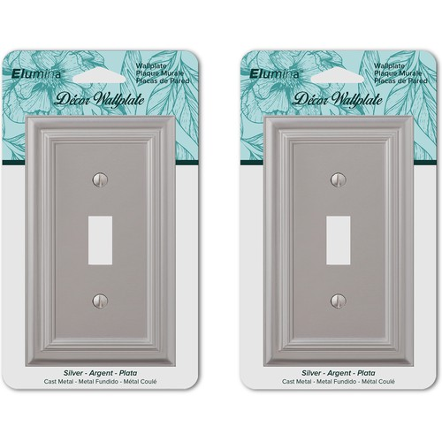 Decor wallplate