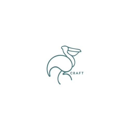 Logo for community woodworking shop in St. Petersburg, FL