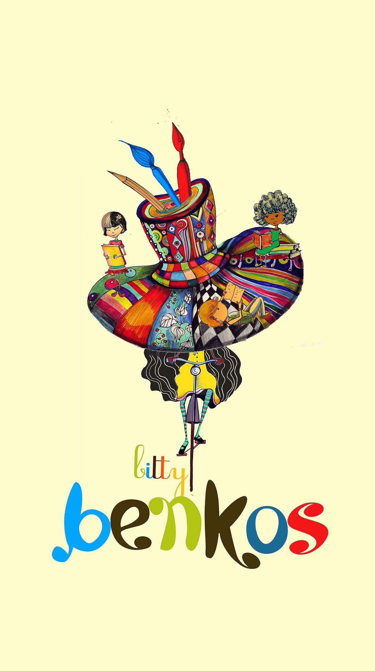 bitty Benkos needs a new logo