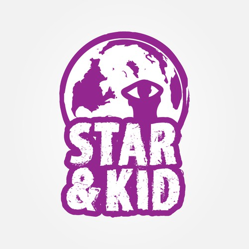Punked on Bold Logo Design for Star & Kid