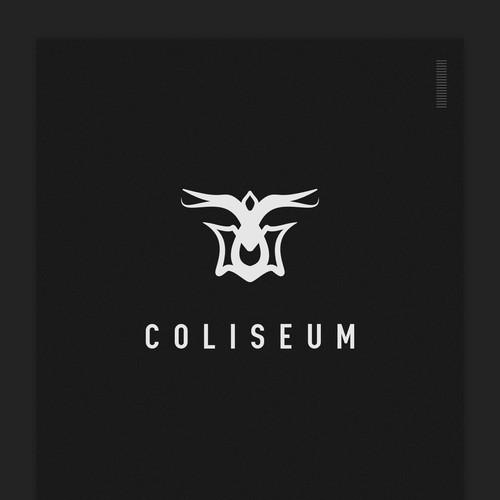 Evocative mark for a game development studio