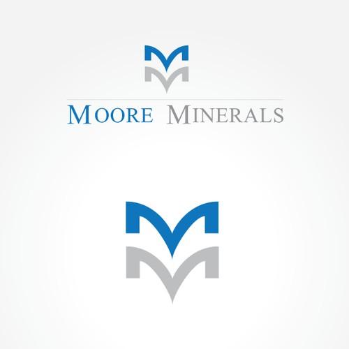 摩尔矿物的徽标