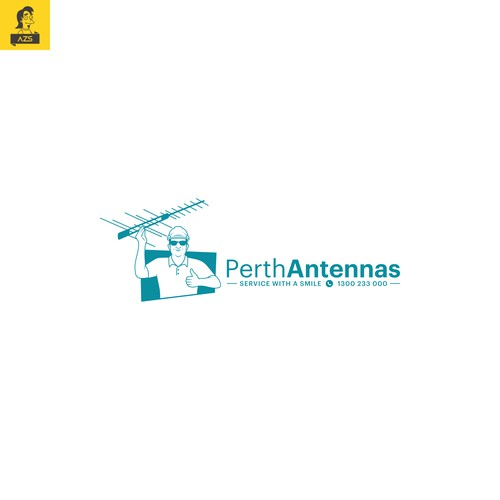 Perth Antennas Logo