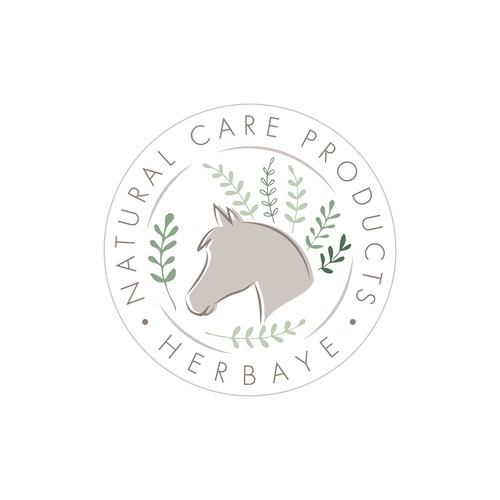 Herbal horse products logo