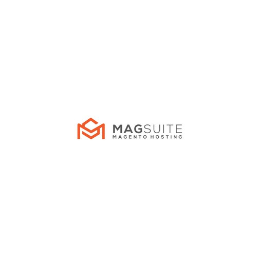 Simple logo for MagSuite