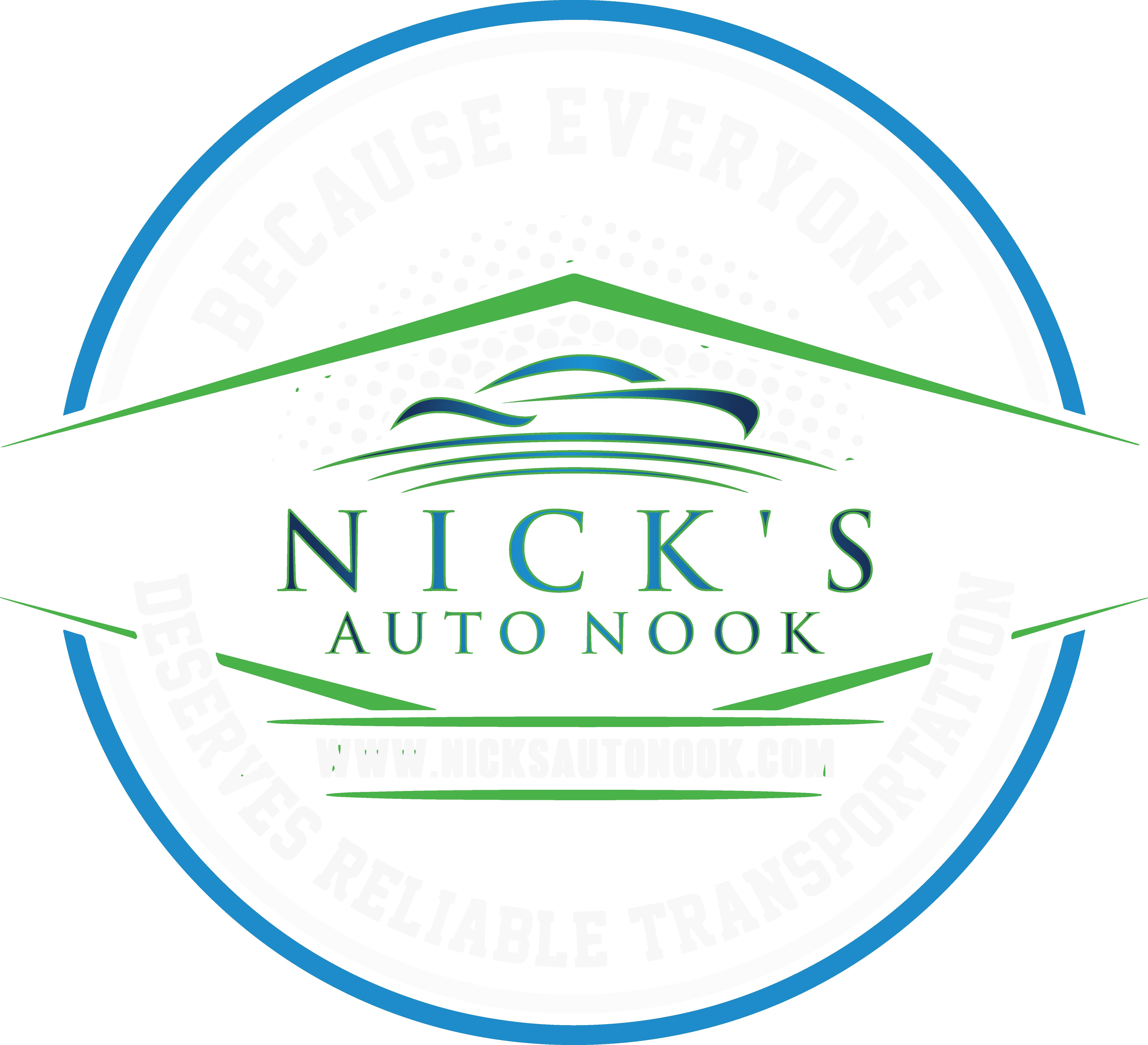 Nick's Auto Nook T-Shirt