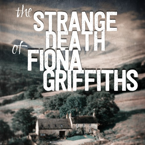 Create a book cover for a Welsh crime novel