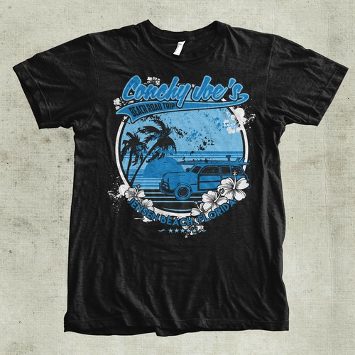 Beach T shirt