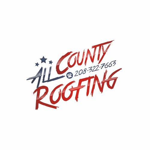 Roofing logo