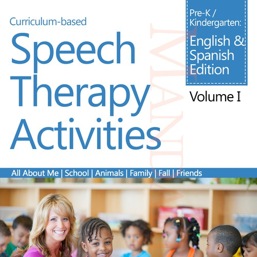 Speech Therapy Book Cover