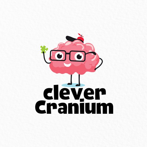 Fun logo for educational toys